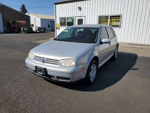 2000 Volkswagen Golf for sale at McMinnville Auto Sales LLC in Mcminnville OR