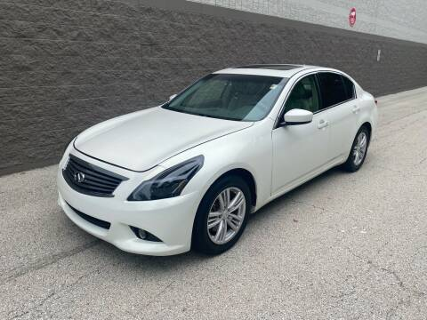2013 Infiniti G37 Sedan for sale at Kars Today in Addison IL