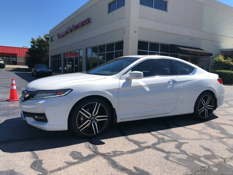 2017 Honda Accord for sale at European Performance in Raleigh NC