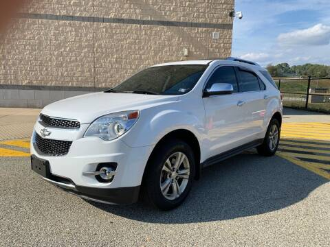 2013 Chevrolet Equinox for sale at FAYAD AUTOMOTIVE GROUP in Pittsburgh PA