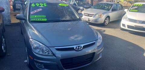 2010 Hyundai Elantra Touring for sale at TC Auto Repair and Sales Inc in Abington MA