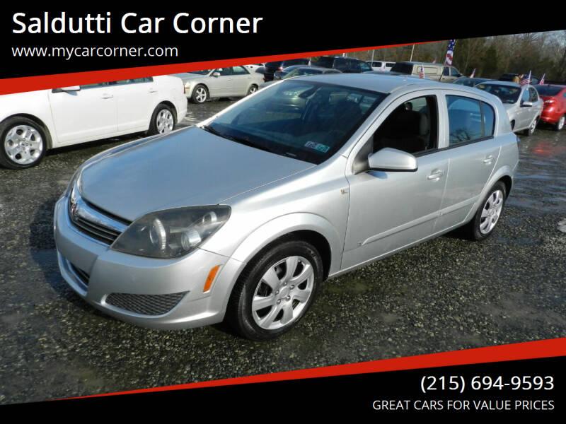 2008 Saturn Astra for sale at Saldutti Car Corner in Gilbertsville PA