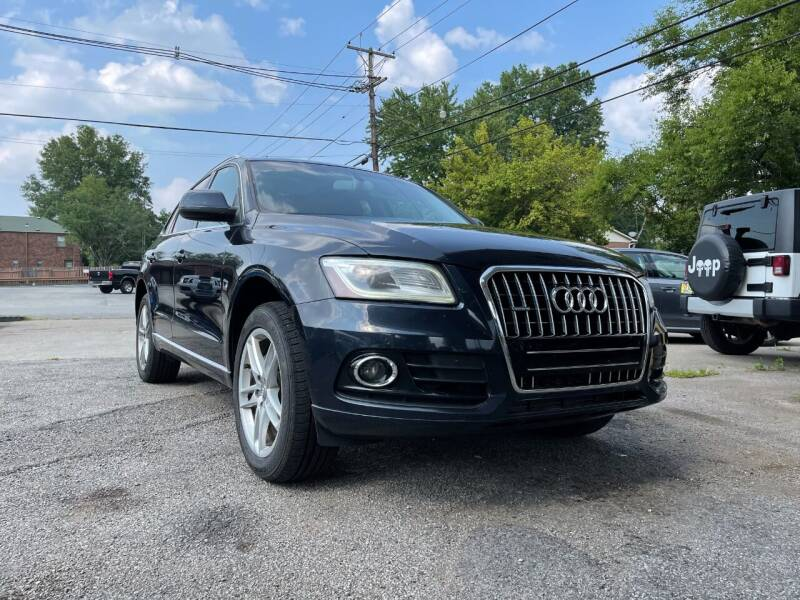 2014 Audi Q5 for sale at King Louis Auto Sales in Louisville KY