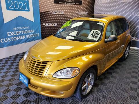 2002 Chrysler PT Cruiser for sale at X Drive Auto Sales Inc. in Dearborn Heights MI