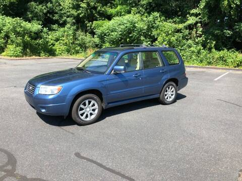 2008 Subaru Forester for sale at Chris Auto South in Agawam MA