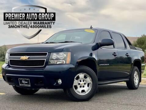 2007 Chevrolet Avalanche for sale at Premier Auto Group in Union Gap WA