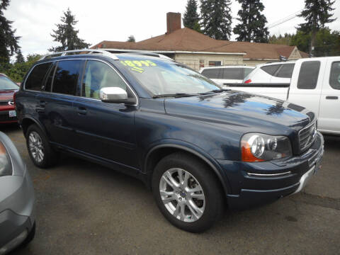 2014 Volvo XC90 for sale at Lino's Autos Inc in Vancouver WA