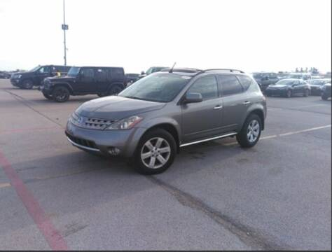 2006 Nissan Murano for sale at HW Used Car Sales LTD in Chicago IL