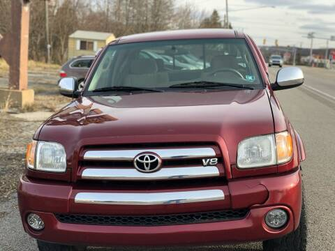 2003 Toyota Tundra for sale at Stan's Auto Sales Inc in New Castle PA