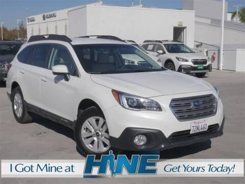 2017 Subaru Outback for sale at John Hine Temecula in Temecula CA