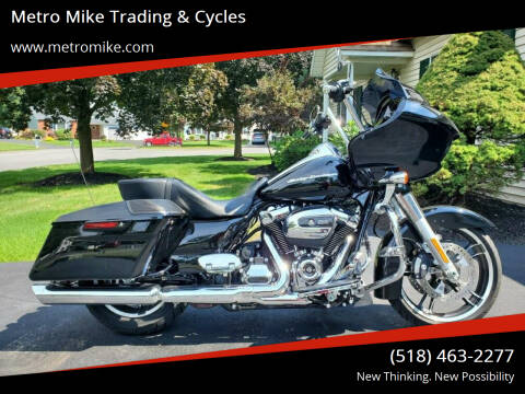 2017 Harley Davidson Road Glide Special for sale at Metro Mike Trading & Cycles in Albany NY