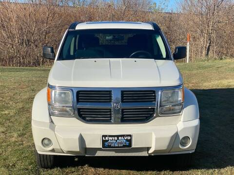2007 Dodge Nitro for sale at Lewis Blvd Auto Sales in Sioux City IA
