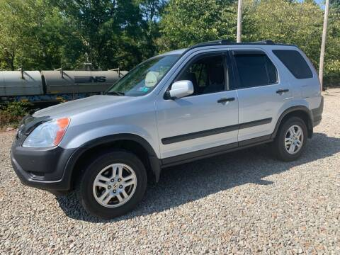 2004 Honda CR-V for sale at Reds Garage Sales Service Inc in Bentleyville PA