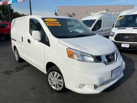 2018 Nissan NV200 for sale at Auto Wholesale Company in Santa Ana CA
