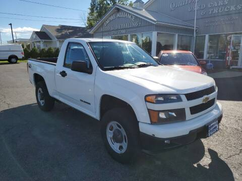 2012 Chevrolet Colorado for sale at Empire Alliance Inc. in West Coxsackie NY