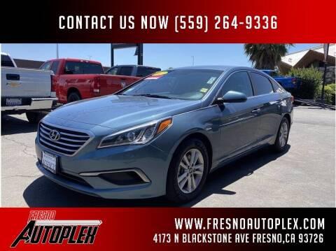 2017 Hyundai Sonata for sale at Fresno Autoplex in Fresno CA