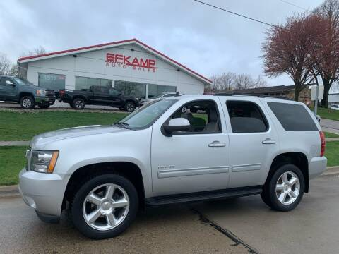 2011 Chevrolet Tahoe for sale at Efkamp Auto Sales LLC in Des Moines IA