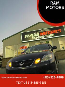 2006 Lexus GS 300 for sale at RAM MOTORS in Cincinnati OH