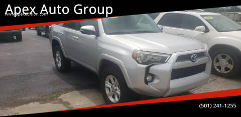 2014 Toyota 4Runner for sale at Apex Auto Group in Cabot AR