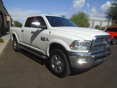 2015 RAM Ram Pickup 3500 for sale at COPPER STATE MOTORSPORTS in Phoenix AZ