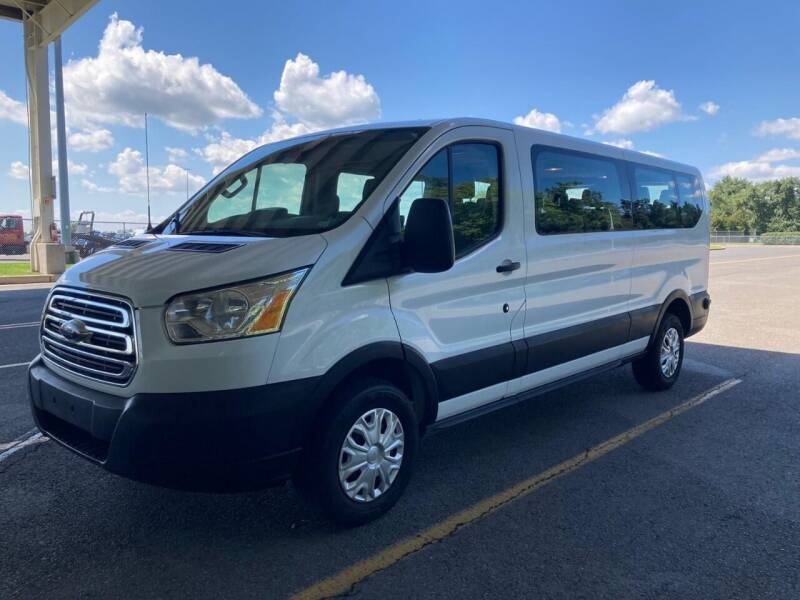 2019 Ford Transit Passenger for sale at Mr. Minivans Auto Sales in Brooklyn NY