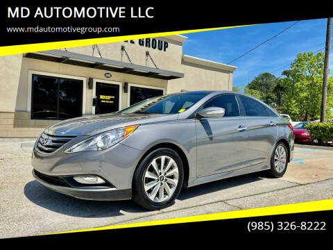 2014 Hyundai Sonata for sale at MD AUTOMOTIVE LLC in Slidell LA