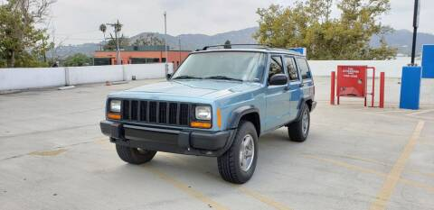 1998 Jeep Cherokee for sale at Alltech Auto Sales in Covina CA