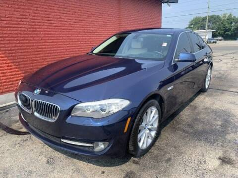 2013 BMW 5 Series for sale at Cars R Us in Indianapolis IN