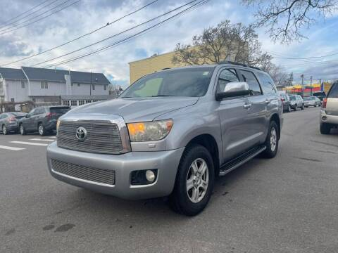 2008 Toyota Sequoia for sale at Kapos Auto, Inc. in Ridgewood, Queens NY
