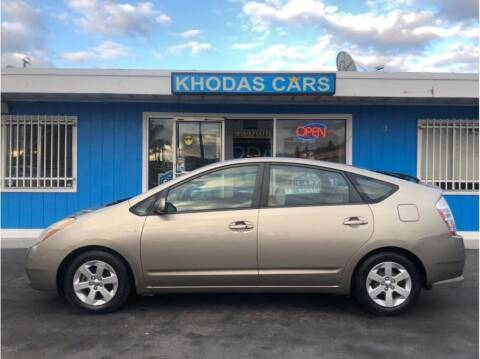 2009 Toyota Prius for sale at Khodas Cars in Gilroy CA