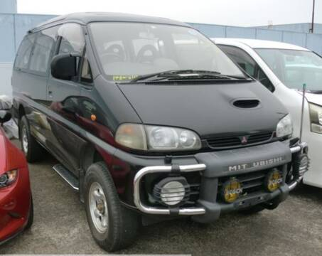 1996 Mitsubishi Delica Long *INCOMING for sale at JDM Car & Motorcycle LLC in Seattle WA