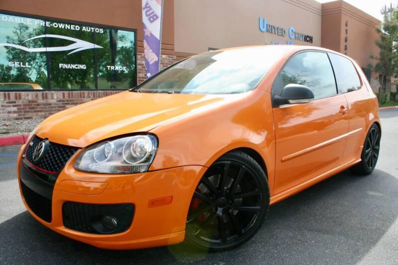 2007 Volkswagen GTI for sale at CK Motors in Murrieta CA