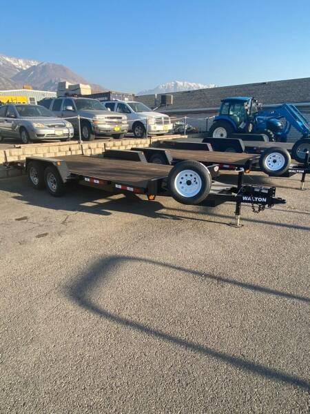 2020 WALTON APC 718 for sale at Hobby Tractors - Implements in Pleasant Grove UT