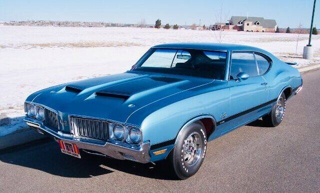 1970 Oldsmobile 442 for sale at Suncoast Sports Cars and Exotics in West Palm Beach FL