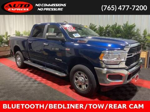 2019 RAM Ram Pickup 2500 for sale at Auto Express in Lafayette IN