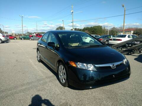 2006 Honda Civic for sale at Kelly & Kelly Supermarket of Cars in Fayetteville NC