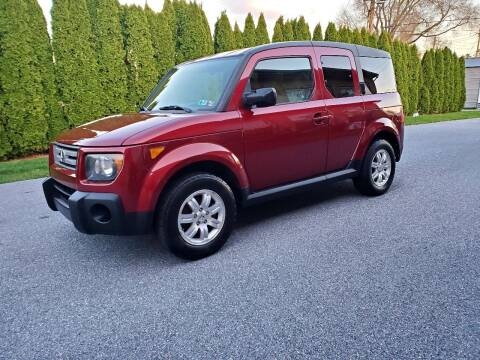 2008 Honda Element for sale at Kingdom Autohaus LLC in Landisville PA