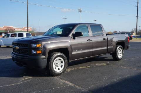 2014 Chevrolet Silverado 1500 for sale at Certified Auto Center in Tulsa OK