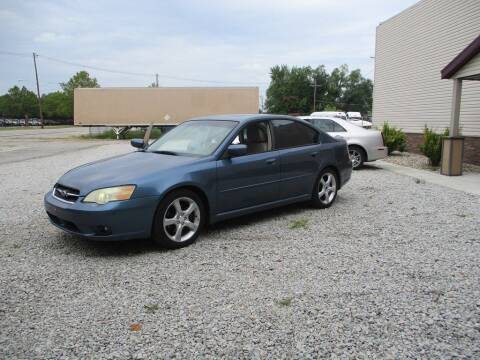2006 Subaru Legacy for sale at Settle Auto Sales TAYLOR ST. in Fort Wayne IN