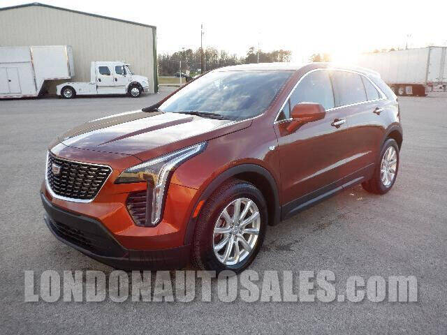 2019 Cadillac XT4 for sale at London Auto Sales LLC in London KY