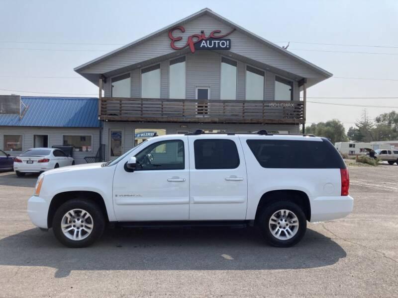 2009 GMC Yukon XL for sale at Epic Auto in Idaho Falls ID