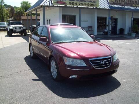 2010 Hyundai Sonata for sale at LONGSTREET AUTO in St Augustine FL