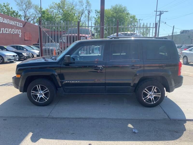 2013 Jeep Patriot for sale at MTA Auto in Detroit MI