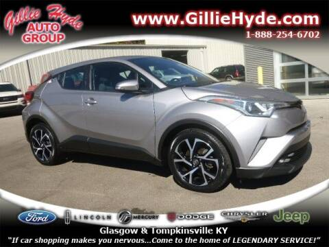 2018 Toyota C-HR for sale at Gillie Hyde Auto Group in Glasgow KY