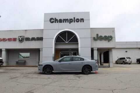 2020 Dodge Charger for sale at Champion Chevrolet in Athens AL