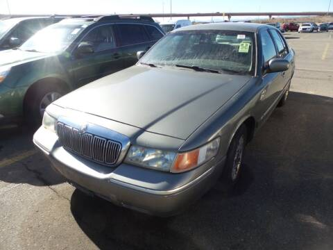 2001 Mercury Grand Marquis for sale at Main Street Motors in Rapid City SD