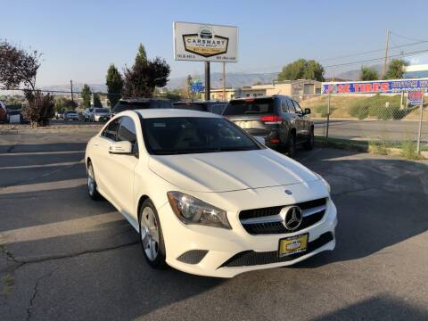 2016 Mercedes-Benz CLA for sale at CarSmart Auto Group in Murray UT