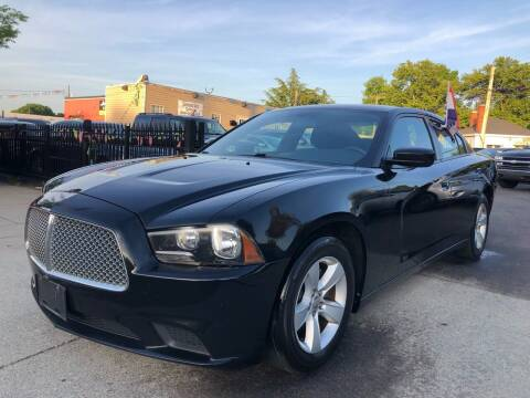 2013 Dodge Charger for sale at Crestwood Auto Center in Richmond VA