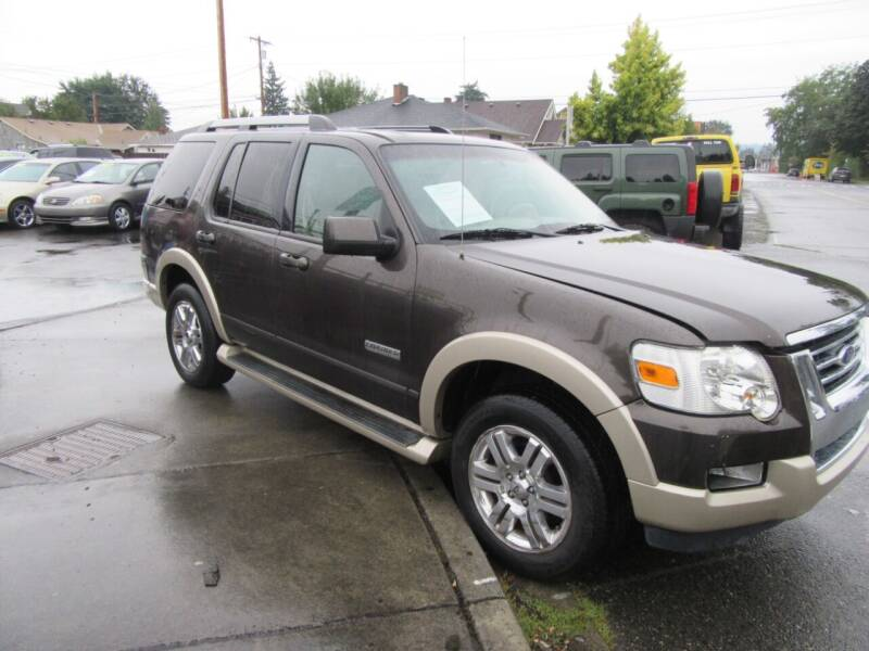 2007 Ford Explorer for sale at Car Link Auto Sales LLC in Marysville WA