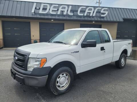 2013 Ford F-150 for sale at I-Deal Cars in Harrisburg PA